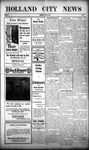 Holland City News, Volume 41, Number 24: June 13, 1912