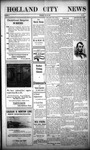 Holland City News, Volume 41, Number 25: June 20, 1912