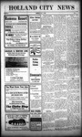 Holland City News, Volume 41, Number 31: August 1, 1912 by Holland City News