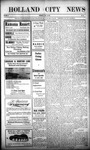 Holland City News, Volume 41, Number 34: August 22, 1912 by Holland City News