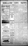 Holland City News, Volume 41, Number 35: August 29, 1912 by Holland City News