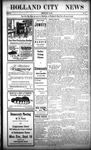 Holland City News, Volume 41, Number 37: September 12, 1912