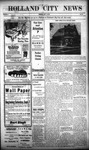 Holland City News, Volume 41, Number 38: September 19, 1912 by Holland City News