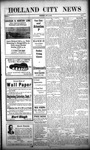 Holland City News, Volume 41, Number 39: September 25, 1912 by Holland City News