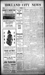 Holland City News, Volume 41, Number 40: October 3, 1912 by Holland City News