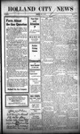 Holland City News, Volume 41, Number 42: October 17, 1912 by Holland City News