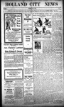 Holland City News, Volume 41, Number 44: October 31, 1912 by Holland City News