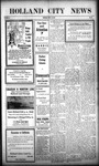 Holland City News, Volume 41, Number 46: November 14, 1912 by Holland City News