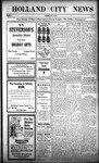 Holland City News, Volume 41, Number 47: November 21, 1912 by Holland City News