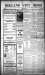 Holland City News, Volume 42, Number 53: January 1, 1914