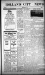 Holland City News, Volume 43, Number 5: February 5, 1914