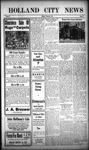 Holland City News, Volume 43, Number 6: February 12, 1914