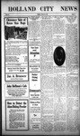 Holland City News, Volume 43, Number 7: February 19, 1914