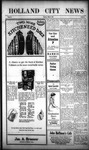Holland City News, Volume 43, Number 9: March 5, 1914