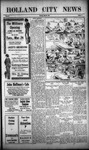 Holland City News, Volume 43, Number 11: March 19, 1914