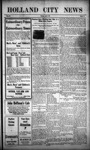 Holland City News, Volume 43, Number 14: April 9, 1914