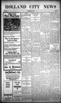 Holland City News, Volume 43, Number 15: April 16, 1914