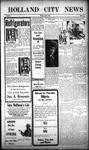 Holland City News, Volume 43, Number 16: April 23, 1914