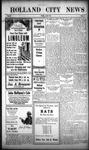 Holland City News, Volume 43, Number 17: April 30, 1914
