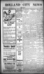Holland City News, Volume 43, Number 19: May 14, 1914