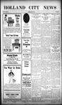 Holland City News, Volume 43, Number 27: July 9, 1914
