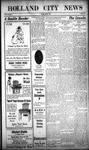 Holland City News, Volume 43, Number 28: July 16, 1914