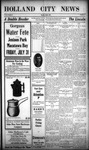 Holland City News, Volume 43, Number 29: July 23, 1914