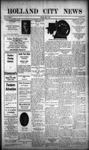 Holland City News, Volume 43, Number 31: August 6, 1914