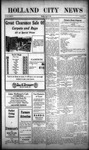 Holland City News, Volume 43, Number 32: August 13, 1914 by Holland City News