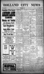 Holland City News, Volume 43, Number 34: August 27, 1914