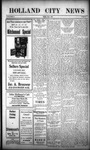 Holland City News, Volume 43, Number 35: September 3, 1914 by Holland City News