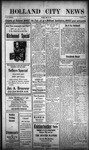 Holland City News, Volume 43, Number 36: September 10, 1914 by Holland City News