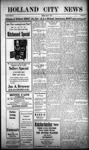 Holland City News, Volume 43, Number 37: September 17, 1914 by Holland City News