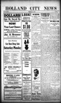 Holland City News, Volume 43, Number 45: November 12, 1914
