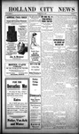 Holland City News, Volume 43, Number 46: November 19, 1914 by Holland City News