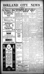 Holland City News, Volume 43, Number 48: December 3, 1914