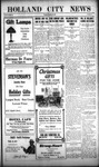 Holland City News, Volume 43, Number 49: December 10, 1914 by Holland City News