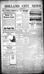 Holland City News, Volume 44, Number 2: January 14, 1915