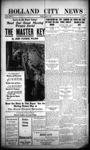 Holland City News, Volume 44, Number 3: January 21, 1915