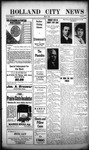 Holland City News, Volume 44, Number 9: March 3, 1915