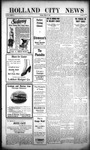 Holland City News, Volume 44, Number 12: March 25, 1915
