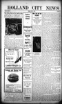 Holland City News, Volume 44, Number 13: April 1, 1915