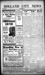 Holland City News, Volume 44, Number 17: April 29, 1915