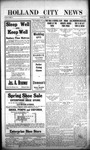 Holland City News, Volume 44, Number 18: May 6, 1915