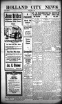 Holland City News, Volume 44, Number 21: May 27, 1915