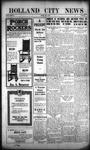 Holland City News, Volume 44, Number 22: June 3, 1915