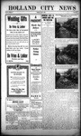 Holland City News, Volume 44, Number 23: June 10, 1915