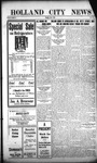 Holland City News, Volume 44, Number 26: July 1, 1915
