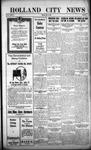 Holland City News, Volume 44, Number 28: July 15, 1915