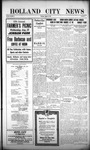 Holland City News, Volume 44, Number 33: August 19, 1915 by Holland City News